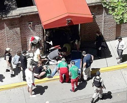 British father, 50, shot dead by armed robbers?outside a five-star hotel in Argentina (Photos)