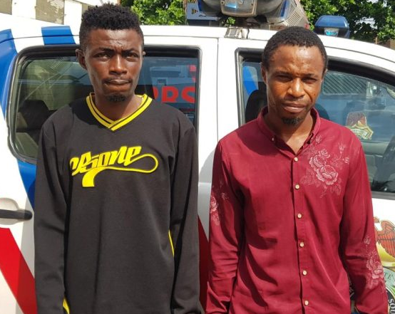 RRS arrests two suspects who pose?on social media as modelling agents to?lure?young models to hotels and rob them