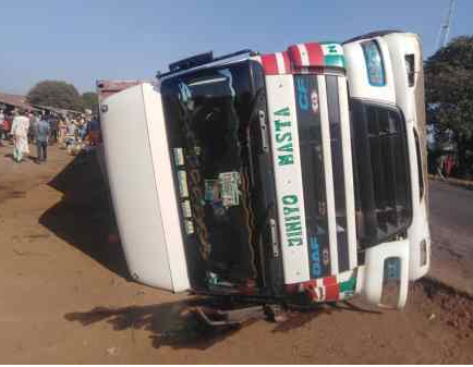 Truck crushes 6 persons to death in Ogun State