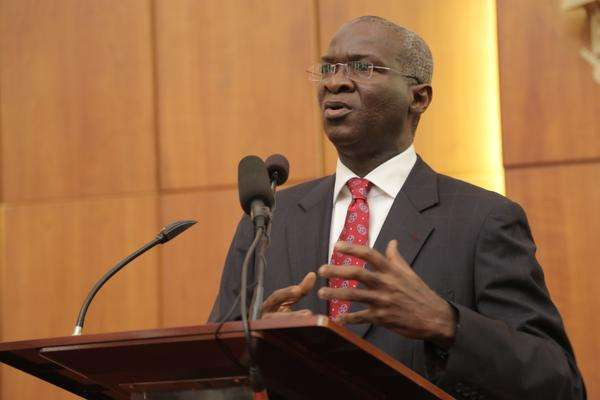Fashola of N3.1million, arrested by EFCC