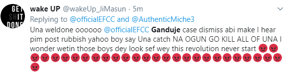 Nigerians react as court dismisses suit seeking order for EFCC to investigate Governor  Ganduje over viral bribery video