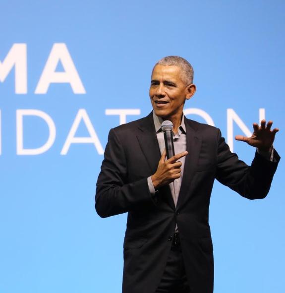 Barack Obama Says Women Make Better Leaders Than Men