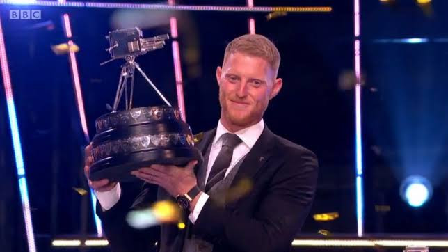 Ben Stokes beats Lewis Hamilton & Raheem Sterling to win BBC Sports Personality of the Year