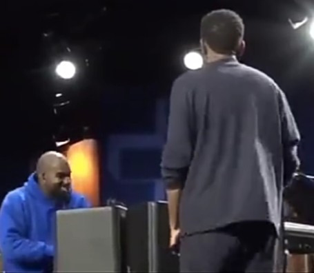 Kanye West remixes Davido