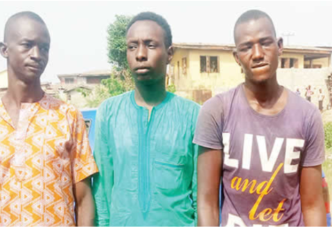 Man allegedly kidnaps, kill his 7-year-old nephew after collecting N300,000 ransom because his brother refused to give him money to marry a third wife