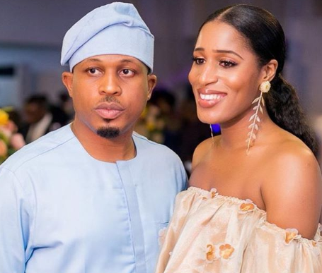 I am not afraid to say I depend on you- Nicole Chikwe celebrates hubby NaetoC on his birthday