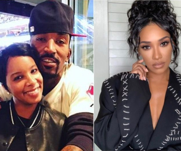JR Smith says a prayer of his own after his wife prayed for him and The Flash actress Candice Patton amid cheating rumours