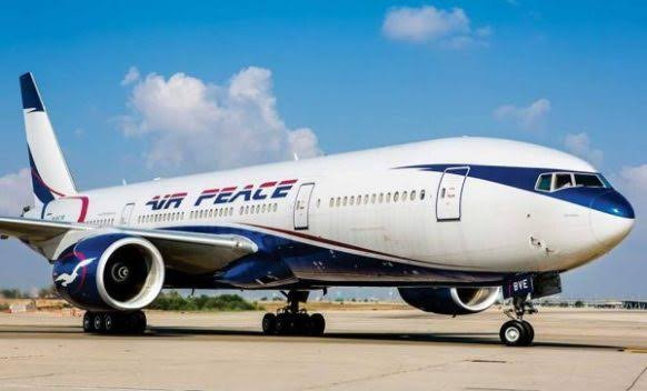 Man sentenced to two weeks in jail after being caught smoking on board an Air Peace flight