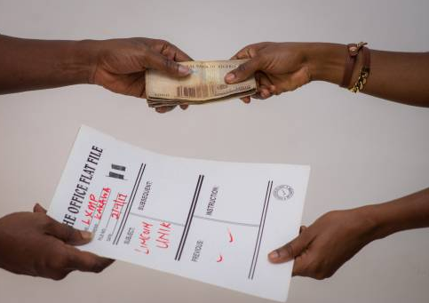 Nigerians paid bribe to public officials In 2019 - New Report?