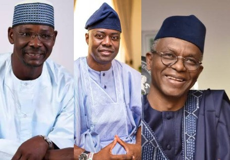 Supreme court upholds elections of Nasir El-Rufai of Kaduna state, Seyi Makinde of Oyo state, and Abdullahi Sule of Nasarawa state
