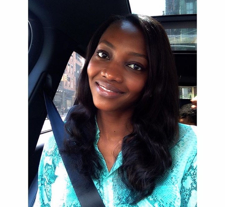 Oluchi Onweagba rejoices as NYPD recovers her Range Rover 30 days after it was stolen