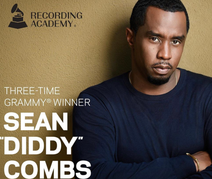 Grammy 2020: P Diddy to be honoured with