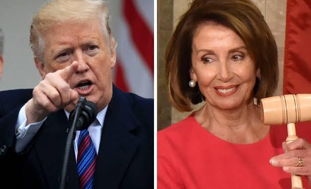Pelosi withhold impeachment articles against Trump, delays Senate Trial