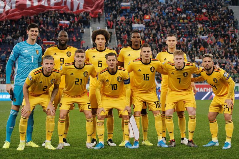 Belgium crowned FIFA