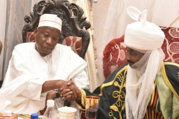 Emir Sanusi accepts his appointment as Kano head of Council of Chiefs