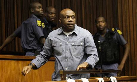 Image result for South African court dismisses Henry Okah's application challenging trial