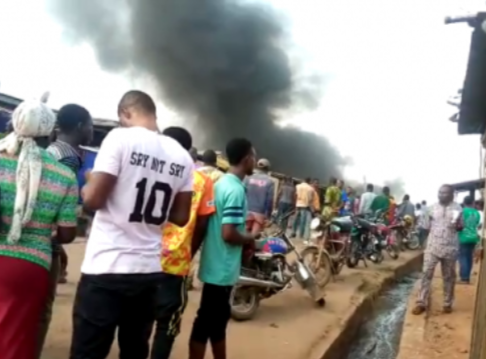 Ondo State police arrest residents over burning of popular