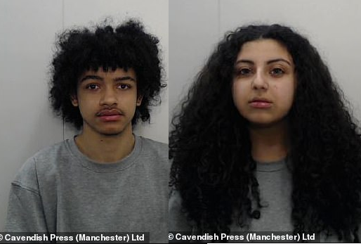 Student, 17, is jailed for 16 years for encouraging her boyfriend to