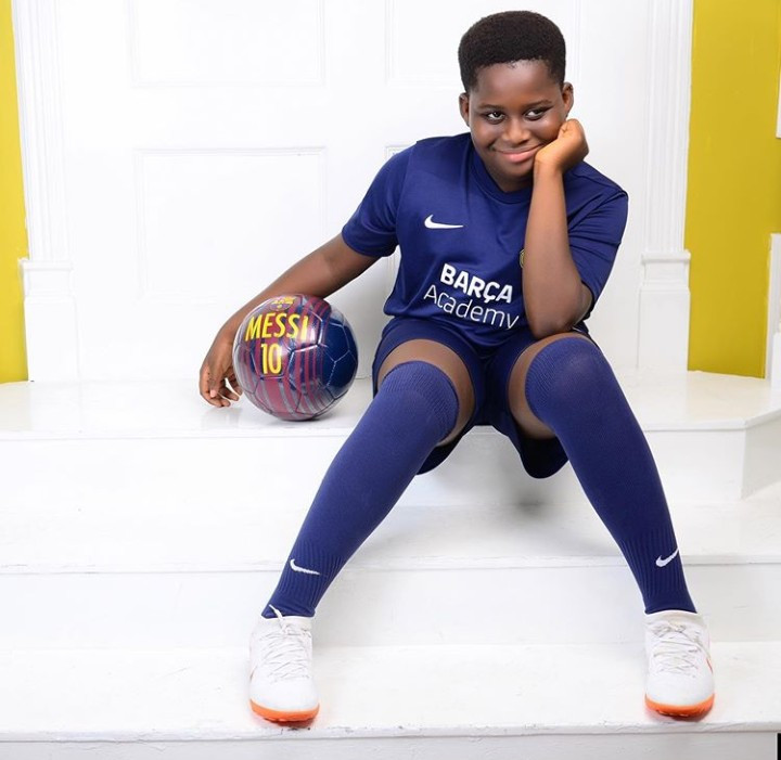 """""""My son's first day on Earth seemed destined to be his last"""" Bovi and wife narrate their son's scary birth story as he turns 10"""