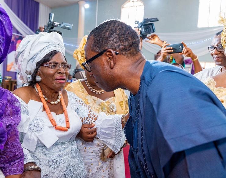 Okonjo-Iweala?s father laid to rest (photos)