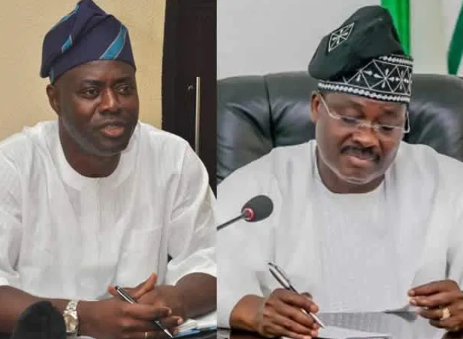 How Ajimobi awarded dubious contracts and padded the state budget ? Governor Seyi Makinde
