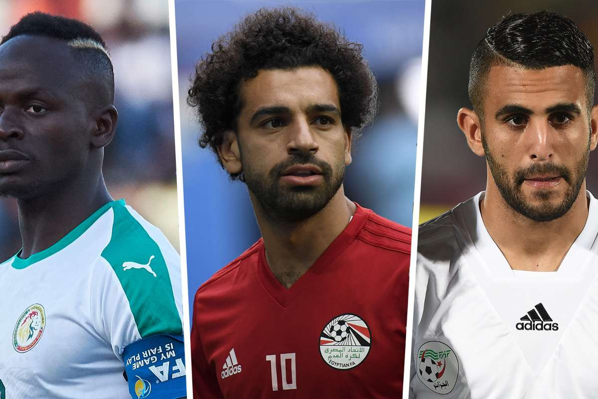 Mane, Salah and Mahrez make final three contenders for 2019 African Player of the Year