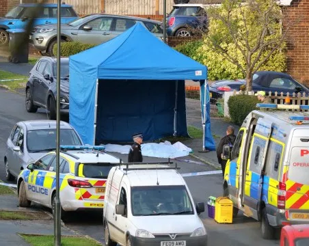 """Two dead and one critically injured after """"man goes on rampage with knife"""" in UK"""