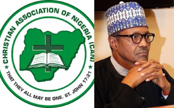 CAN supports US on addition of Nigeria to list of religious intolerant countries, accuses Buhari