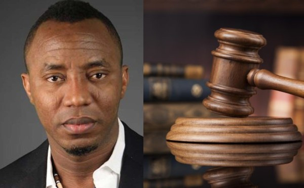 Judge withdraws from Omoyele Sowore?s suit