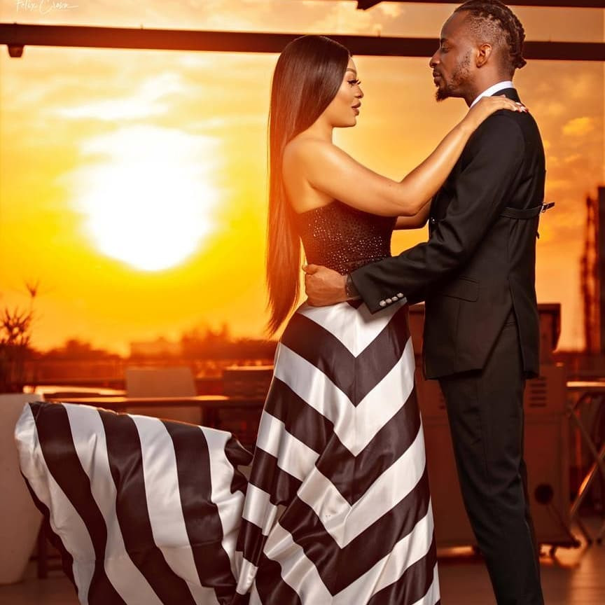 Singer 9ice set to wed his babymama Olasunkanmi Ajala (See Pre-Wedding Photos)