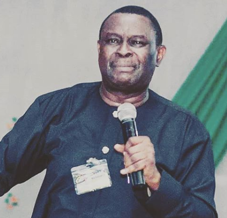 Mike Bamiloye, has a smart response for people who condemn the celebration of Christ