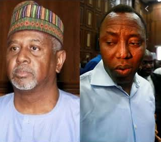 Breaking: FG orders release of Dasuki and Sowore