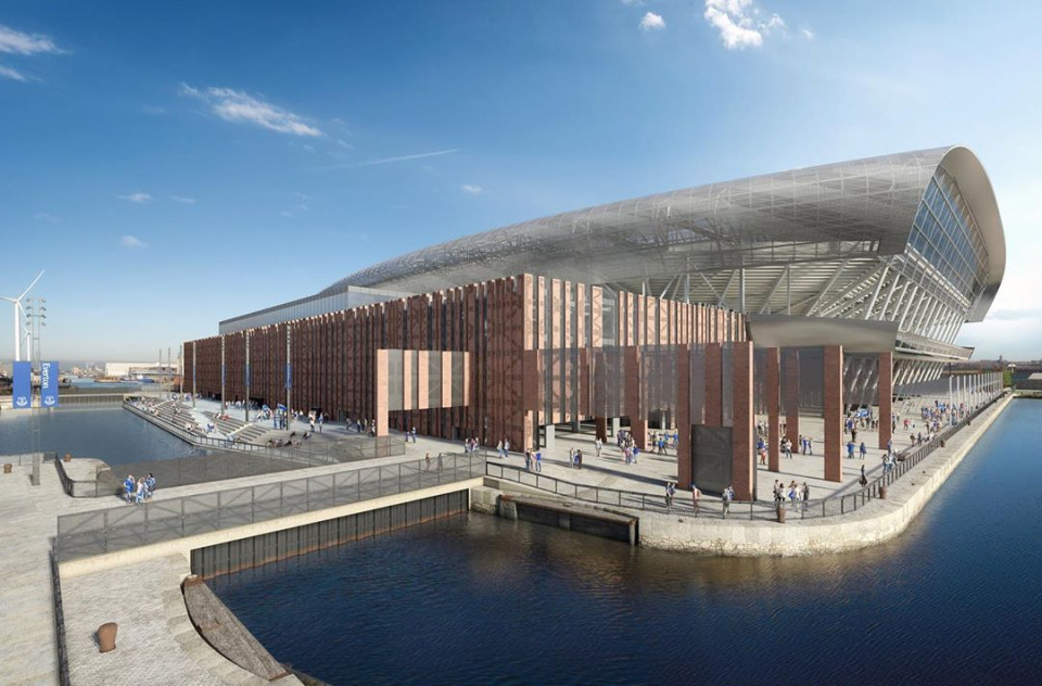 See the new stunning final designs for Everton