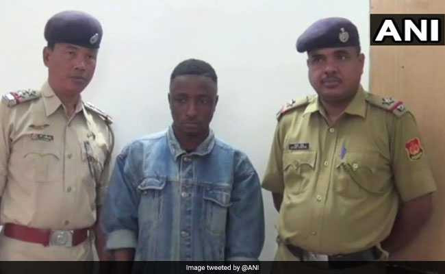 21-year-old Nigerian man arrested with heroin in India