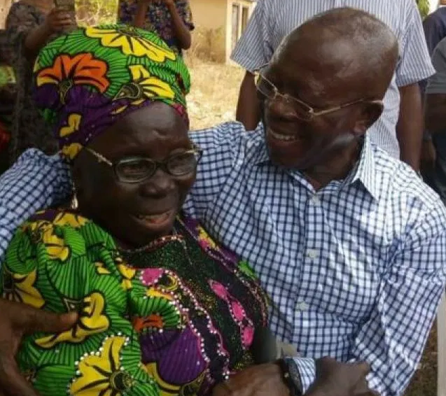 Adams Oshiomhole?s mum rejects Governor Obaseki?s Christmas gifts