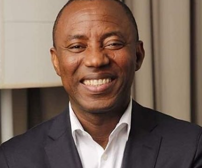Omoyele Sowore nominated for United States 'Prisoner of Conscience' honour thumbnail