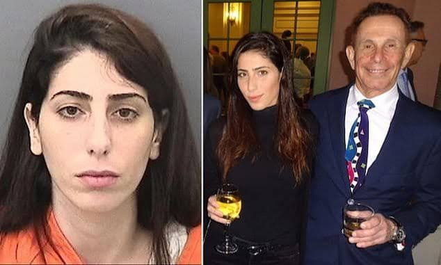 Newly married 26-year-old woman arrested while trying to cash $1m from 77-year-old husband