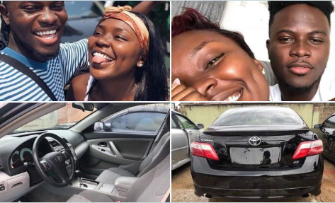Woman who saved for 2 years and bought her boyfriend a car, speaks up