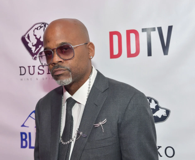 Music executive Damon Dash faces $50million lawsuit from photographer who claims he sexually assaulted her while she was sleeping