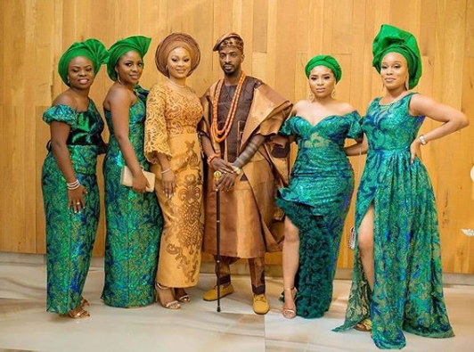 More stunning photos from 9ice?and Sunkanmi