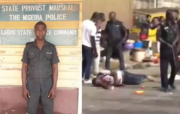 Police officer faces murder charges for shooting unarmed civilian in Lagos