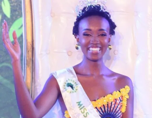 Miss Kenya, Irene Mukii wins 4th edition of Miss Africa beauty pageant