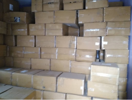 Two trucks fully loaded with fake drugs impounded?in Kano State