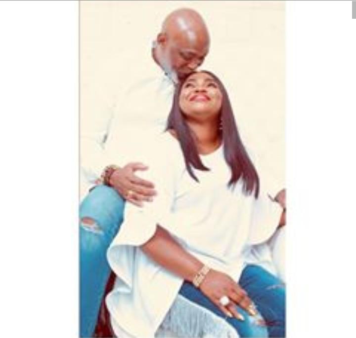 RMD and wife, Jumobi Mofe Damijo celebrate 19th wedding anniversary