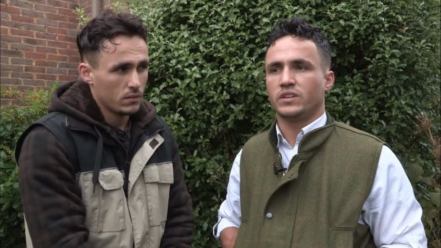 Twin brother stars found dead in suspected joint suicide - 'My Big Fat Gypsy Wedding'