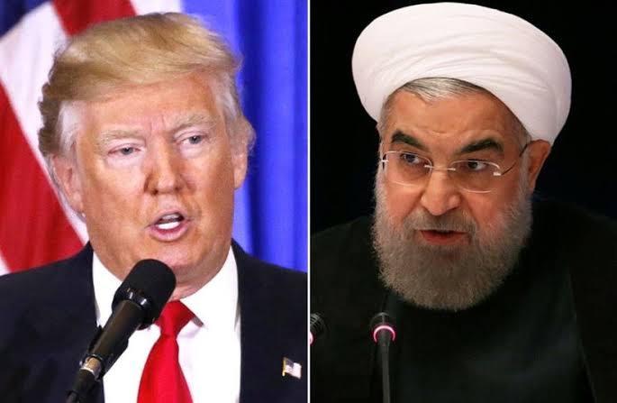 You cant do anything, we will unhesitatingly confront & strike you - Iran's Supreme leader responds to Trump's war threats