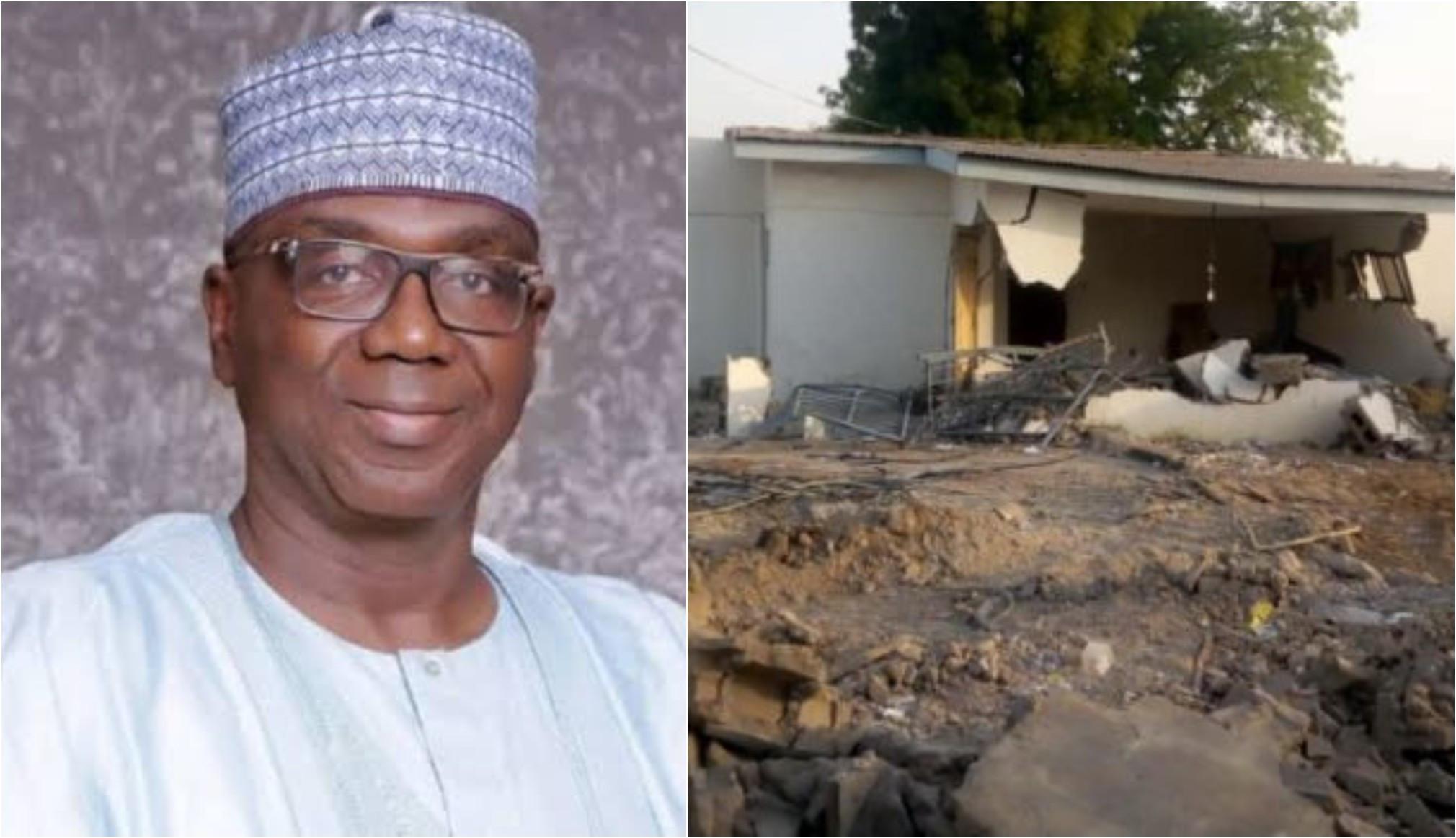 Kwara Government speaks on why Saraki?s ?political home? was demolished before dawn