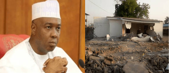 Demolition of Saraki?s Property is Wicked, Recipe for Crisis- PDP