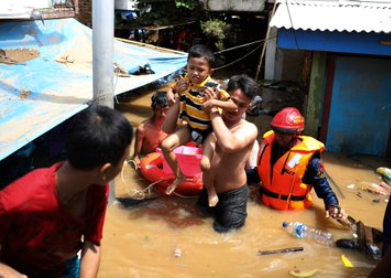 """This is not ordinary"" Indonesia experts say after heavy rainfall kills over 23 persons in Jakarta"