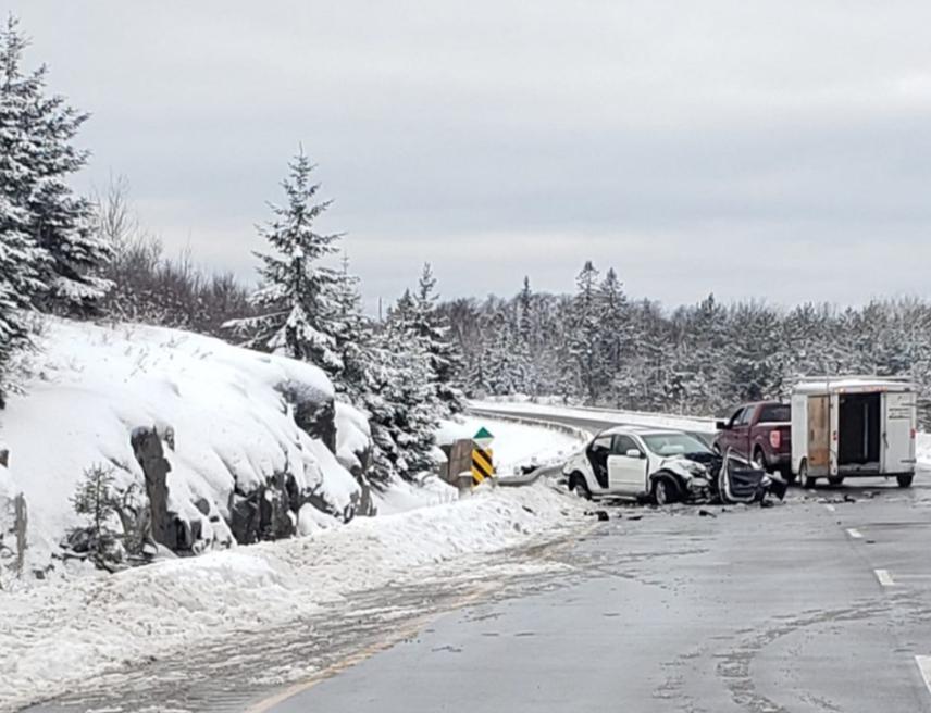 Three Nigerian children killed in New Year Day crash in Canada